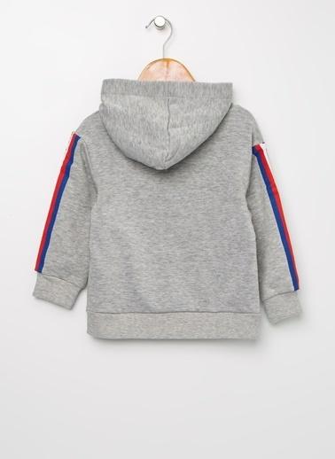 Koton Kids Koton Gri Sweatshirt Gri